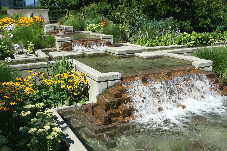 Foto del laghetto da giardino n.19