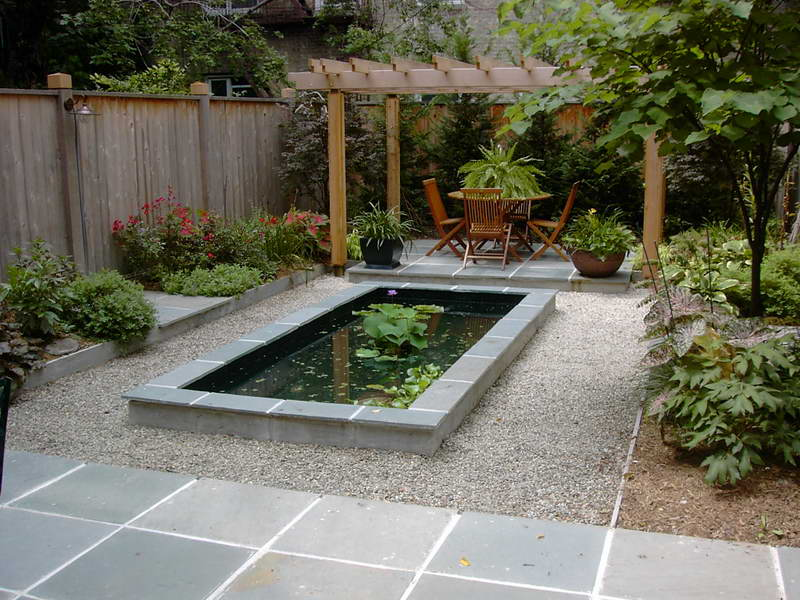 Foto del laghetto da giardino n.20