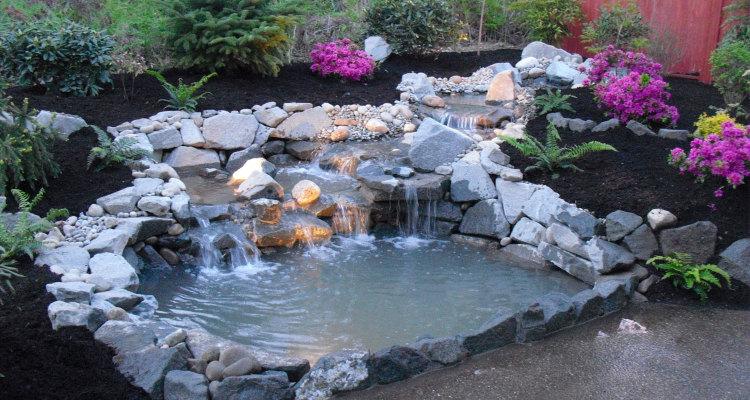 Foto del laghetto da giardino n.22