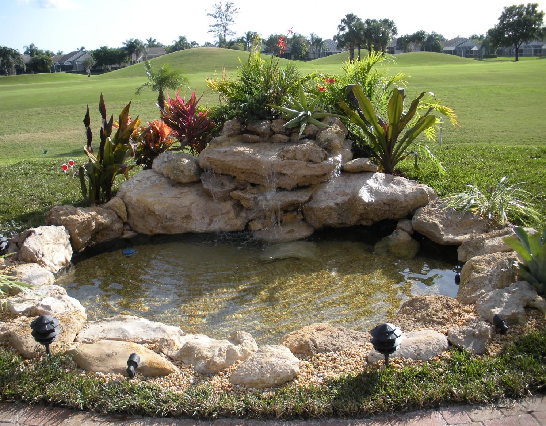 Foto del laghetto da giardino n.27