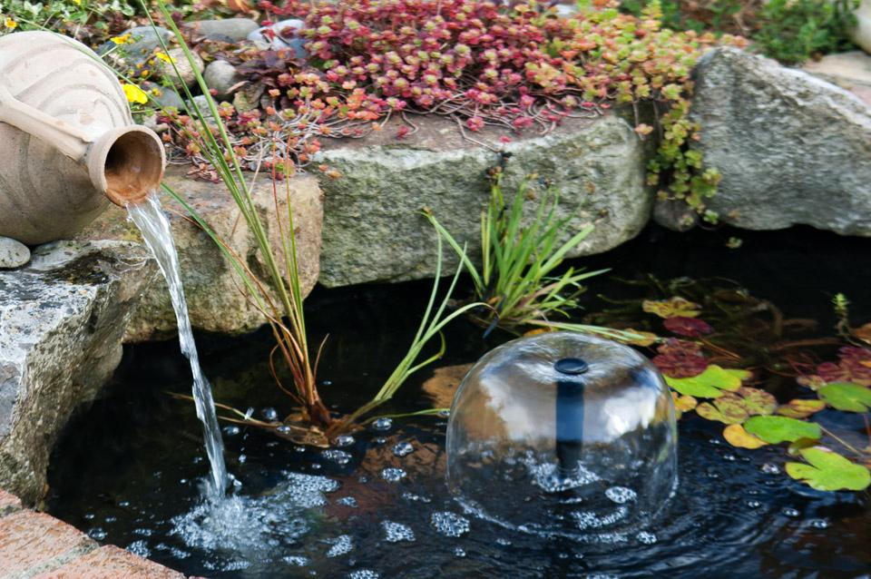 Foto del laghetto da giardino n.30