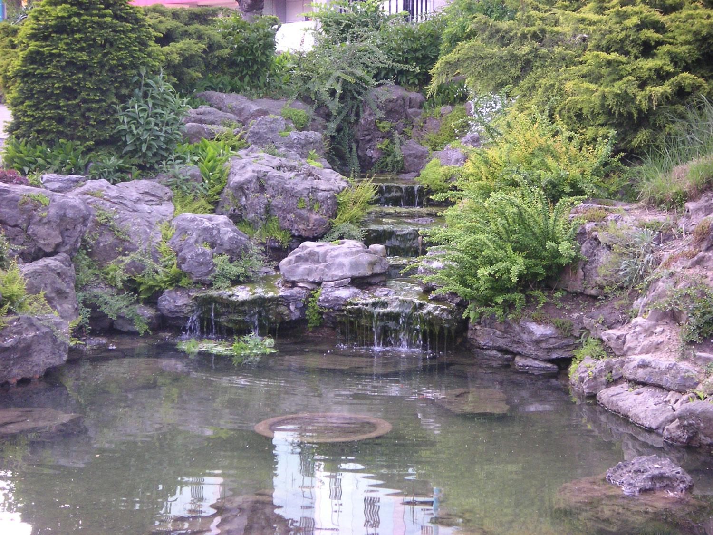 Foto del laghetto da giardino n.31