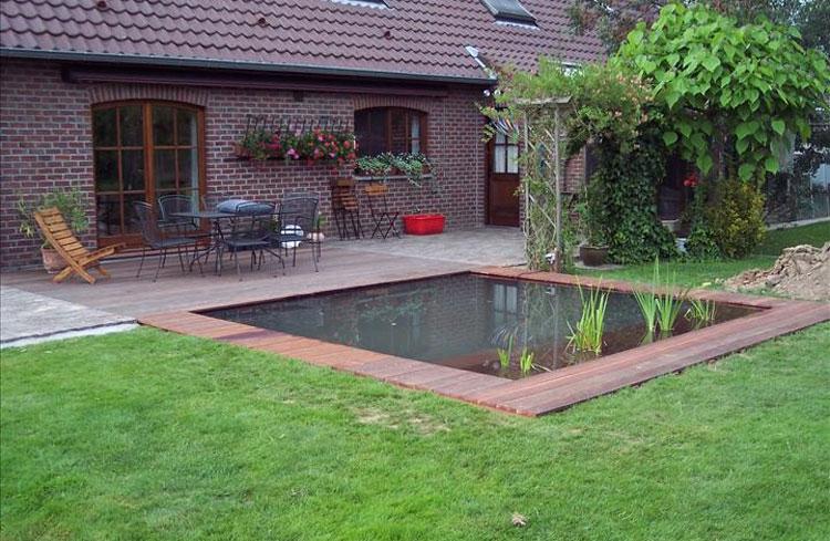 Foto del laghetto da giardino n.35