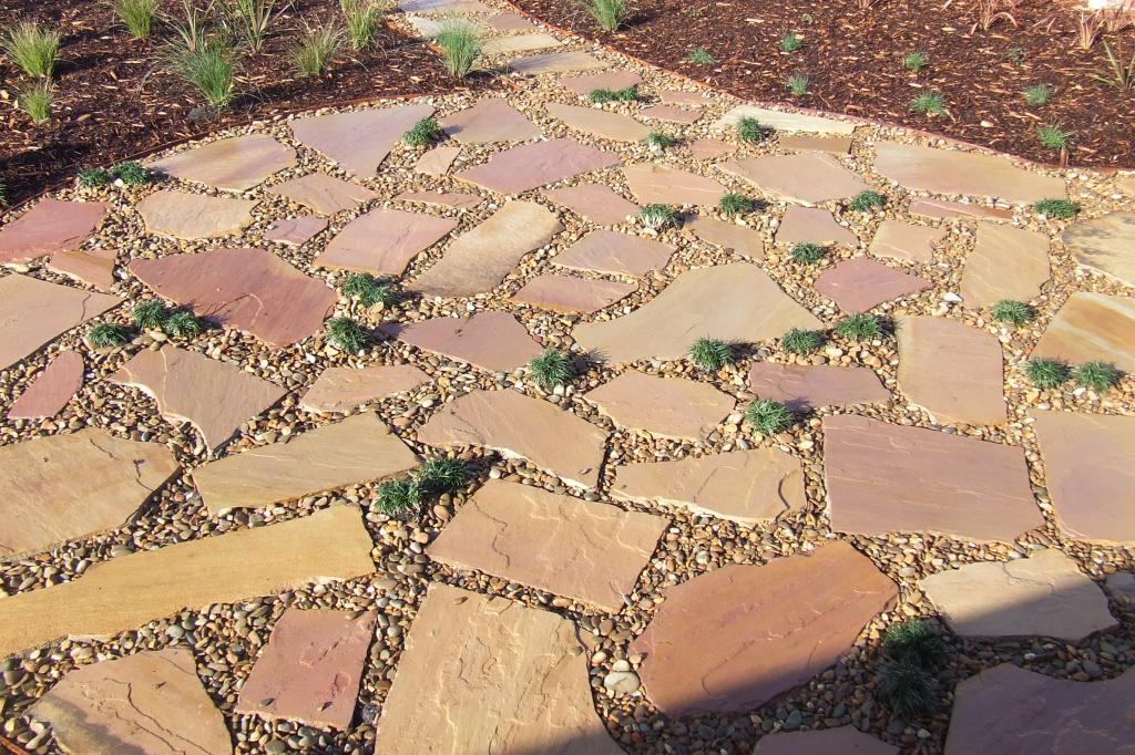 Pavimento per esterni in pietra n.11
