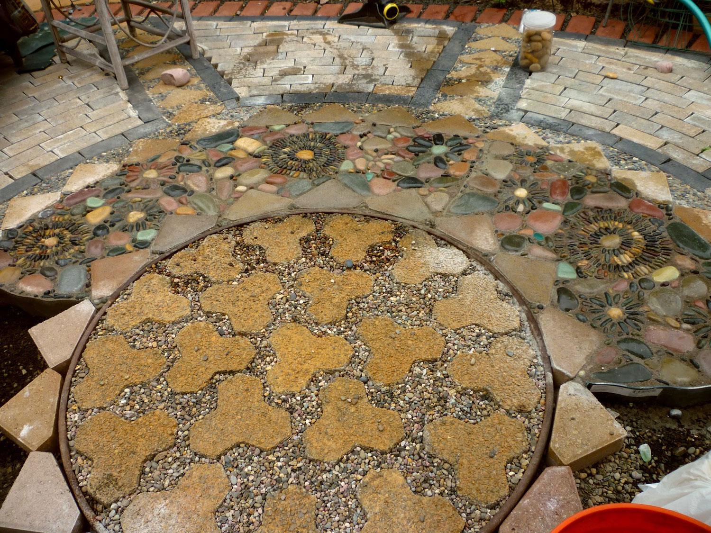 Pavimento per esterni in pietra n.18