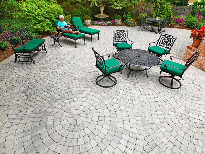 30 Idee Di Pavimenti In Pietra Per Esterni E Giardini