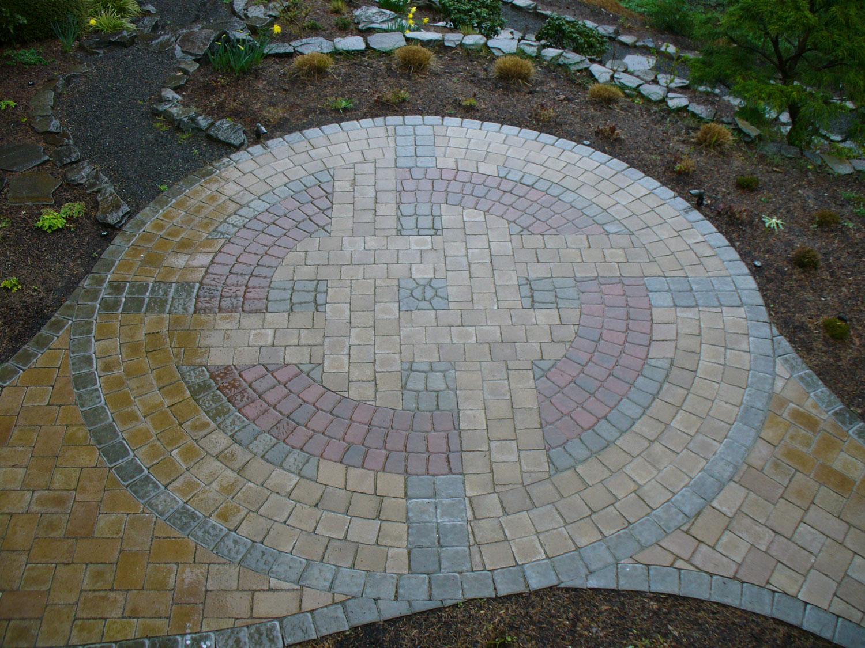 Pavimento per esterni in pietra n.28