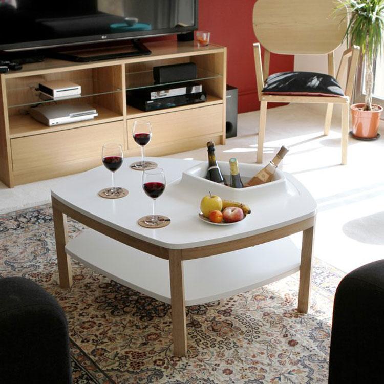 Foto del tavolino da salotto n.08