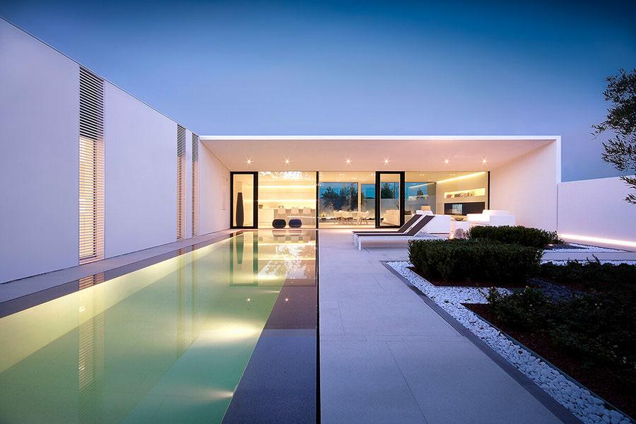 Foto della casa prefabbricata Jesolo Lido Pool Villa n.1