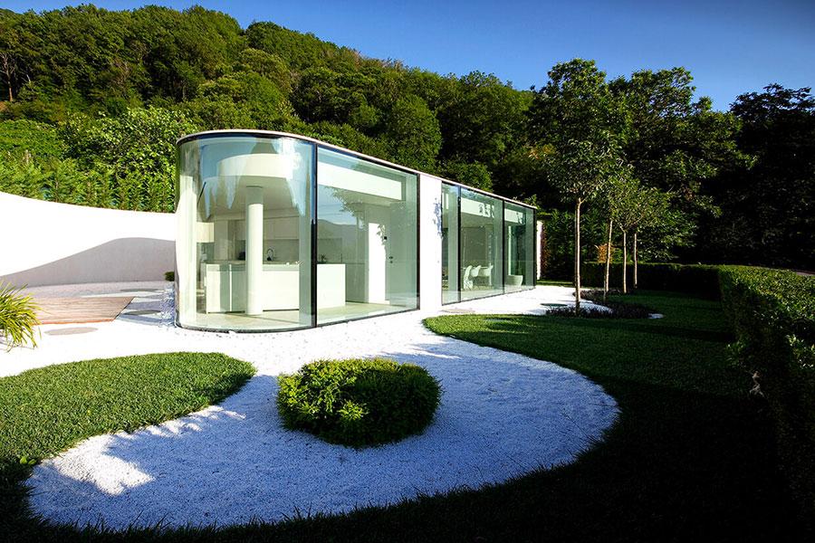 Foto della casa prefabbricata Lake Lugano House n.2