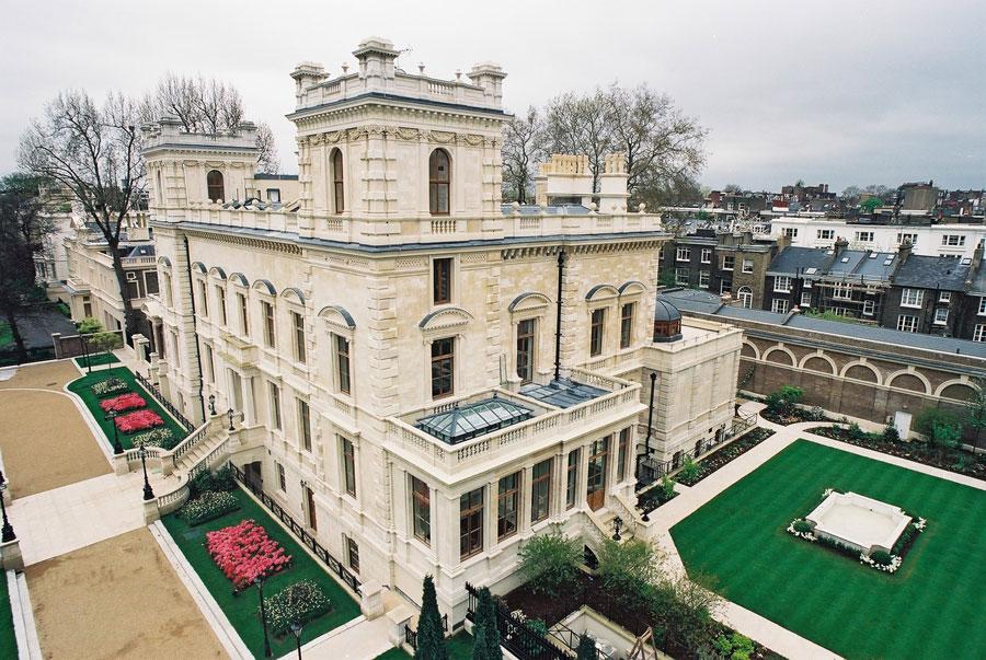 Kensington Palace a Londra