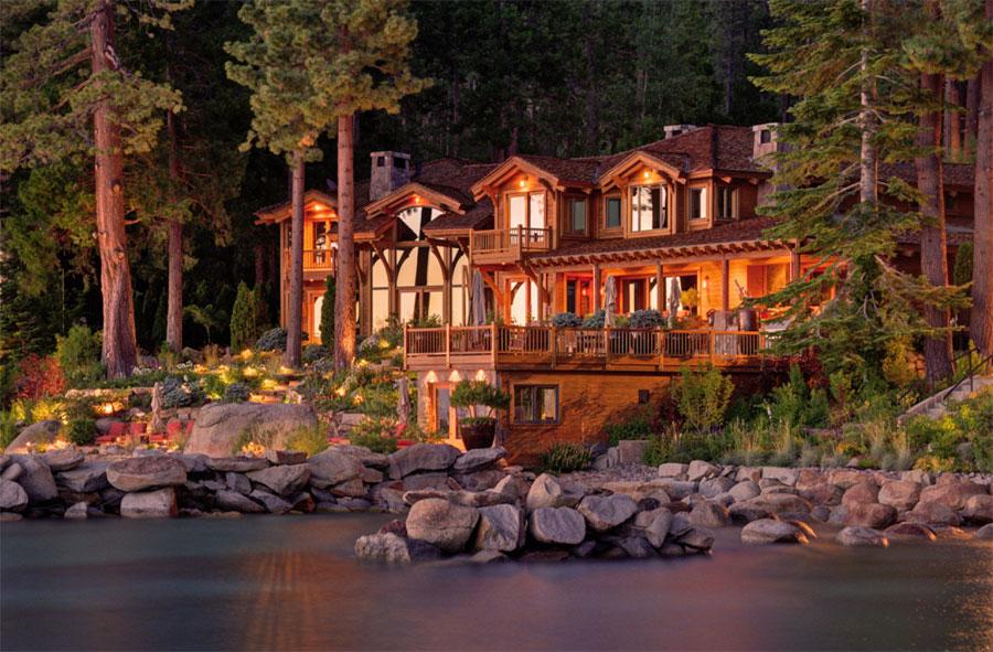 Ellison Estate in California, lusso in stile orientale