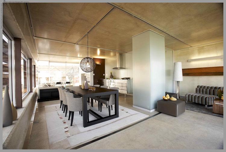 12 esempi di bellissime case prefabbricate moderne for Case ristrutturate da architetti foto