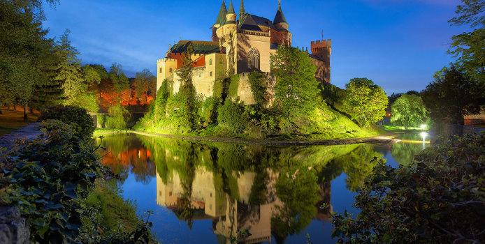Immagini dei 30 Castelli più Belli del Mondo