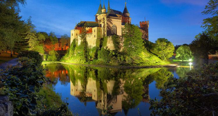 Castello-Bojnice-Slovacchia