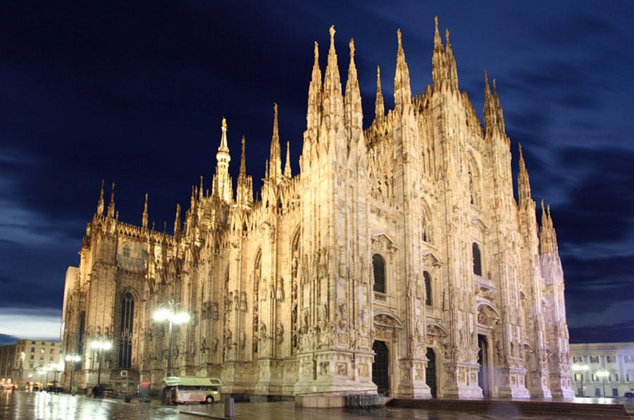 Foto del Duomo di Milano