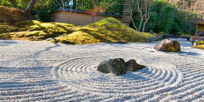 30 Foto di Giardini Zen Stupendi in stile Giapponese
