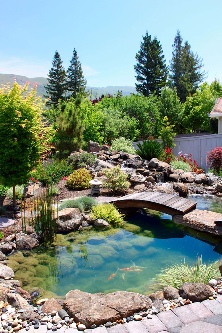30 foto di giardini zen stupendi in stile giapponese - Giardini giapponesi ...