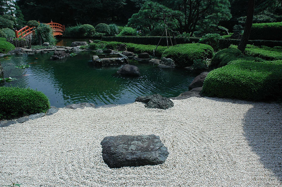 Garden Stepping Stones Modern