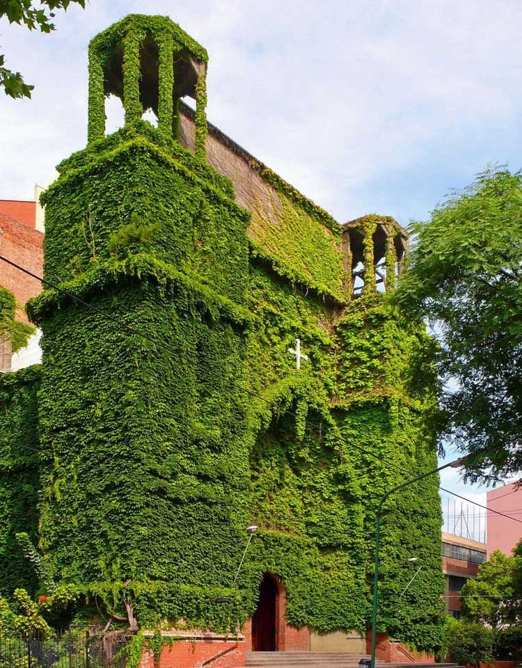 Foto della Green Church in Argentina