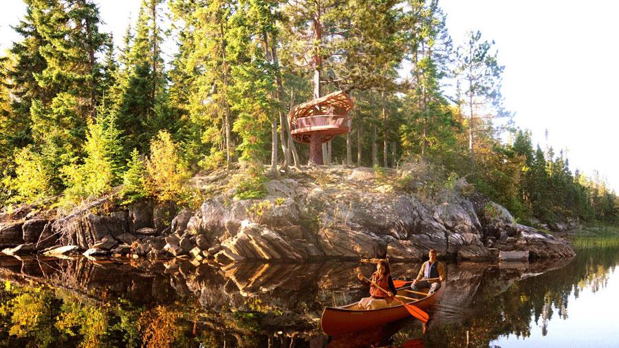 Foto dell'hotel E'Terra Samara in Canada