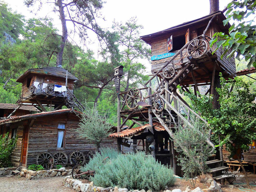 Foto dell'hotel Kadir Tree Houses in Turchia