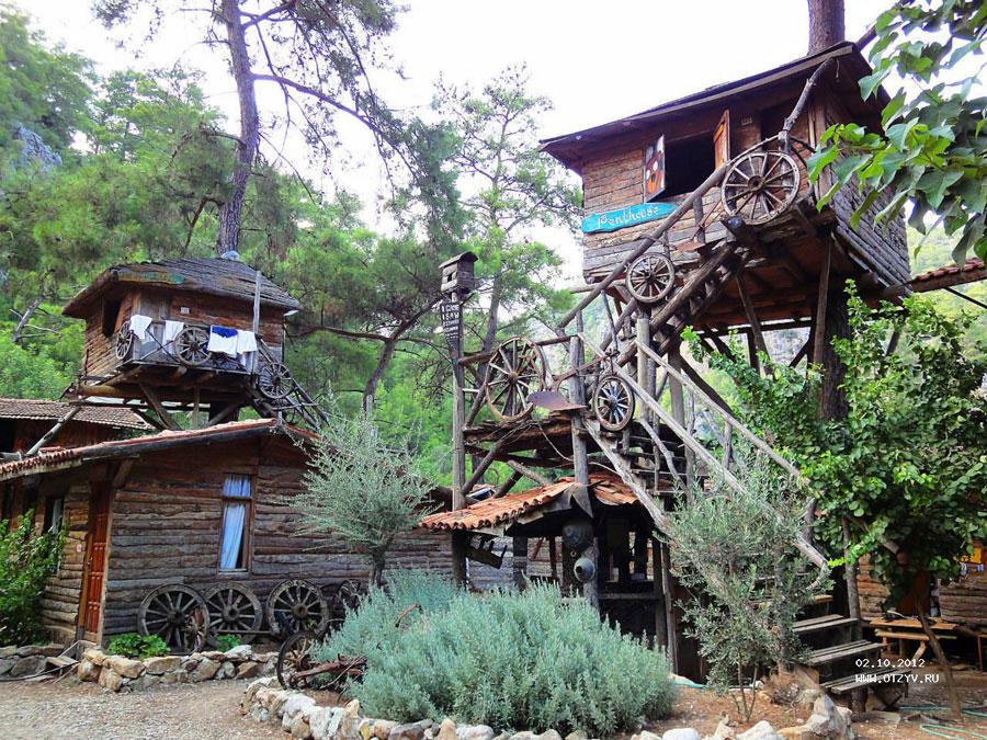 Foto dell'hotel Kadir Tree Houses in Turchia