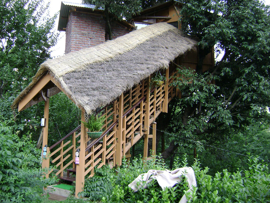 Foto dell'hotel Tree House Cottages in India