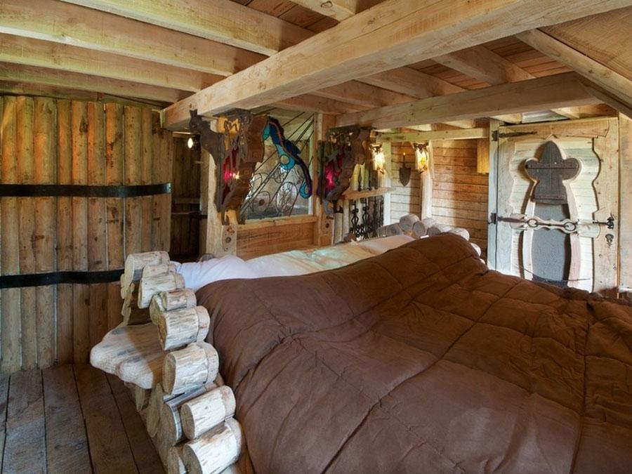 Foto dell'interno dell'hotel La Balade Des Gnomes in Belgio