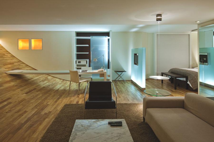 I 20 hotel pi strani del mondo for Interni case lussuose