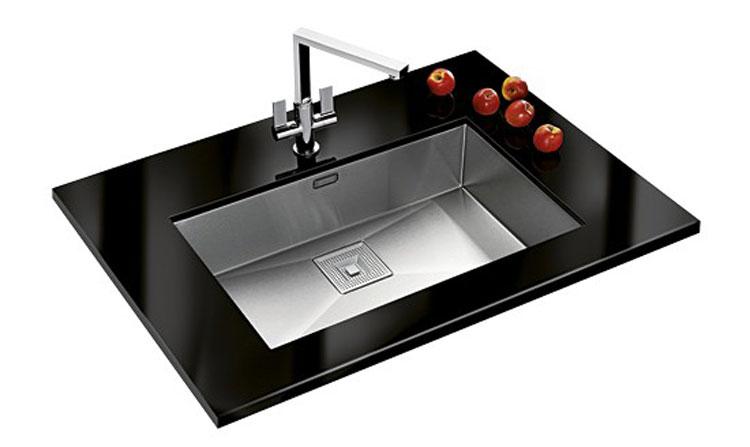 Immagine del lavello da cucina dal design moderno n.08