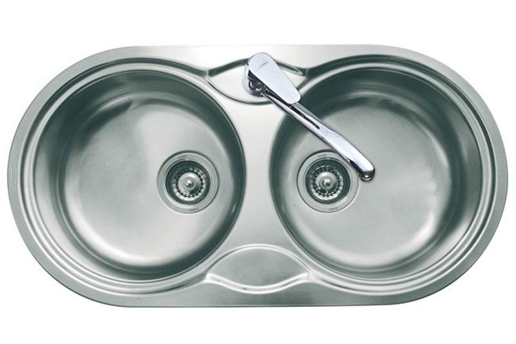 Immagine del lavello da cucina dal design moderno n.10