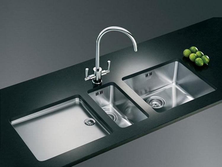 Immagine del lavello da cucina dal design moderno n.18