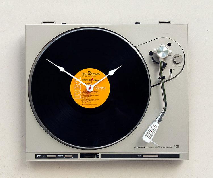 40 orologi da parete molto particolari