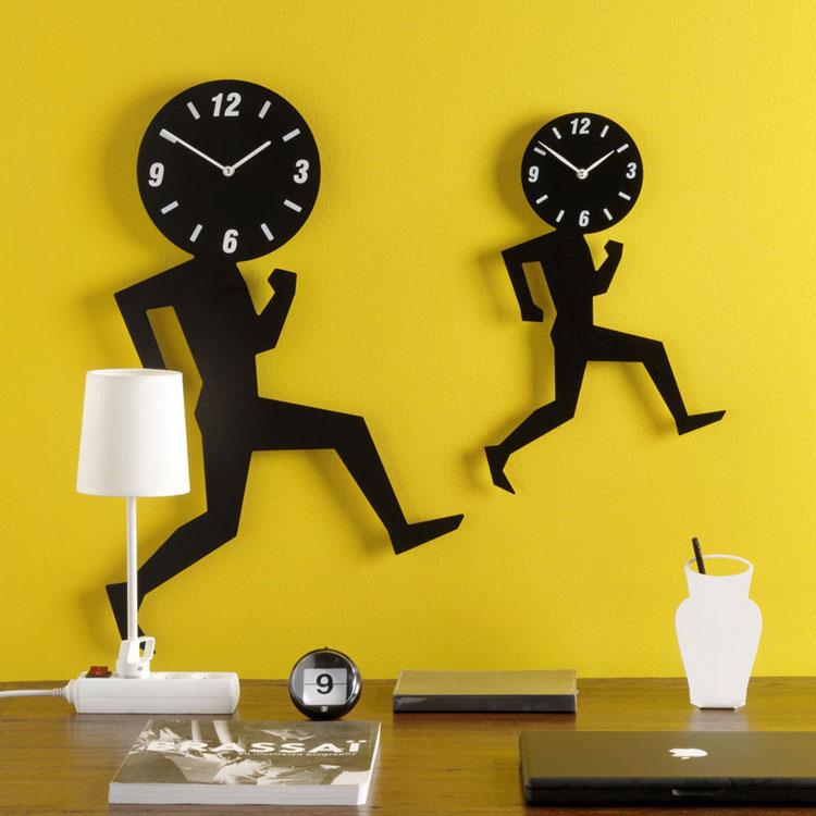 40 orologi da parete molto particolari - Orologi moderni da parete ...