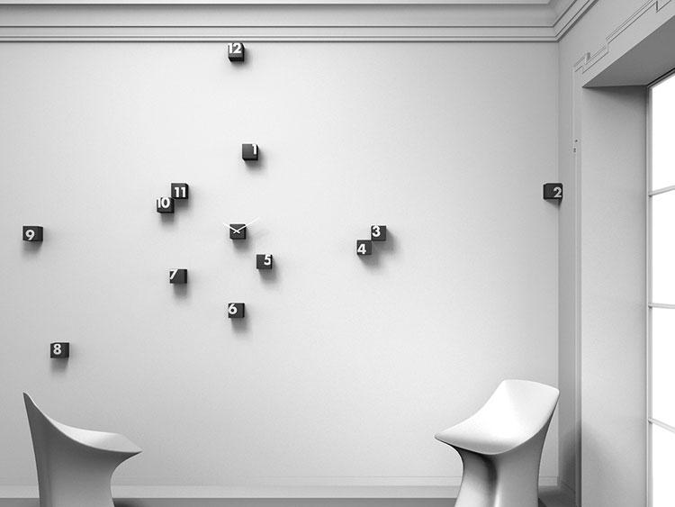 Orologio da muro moderno n.04