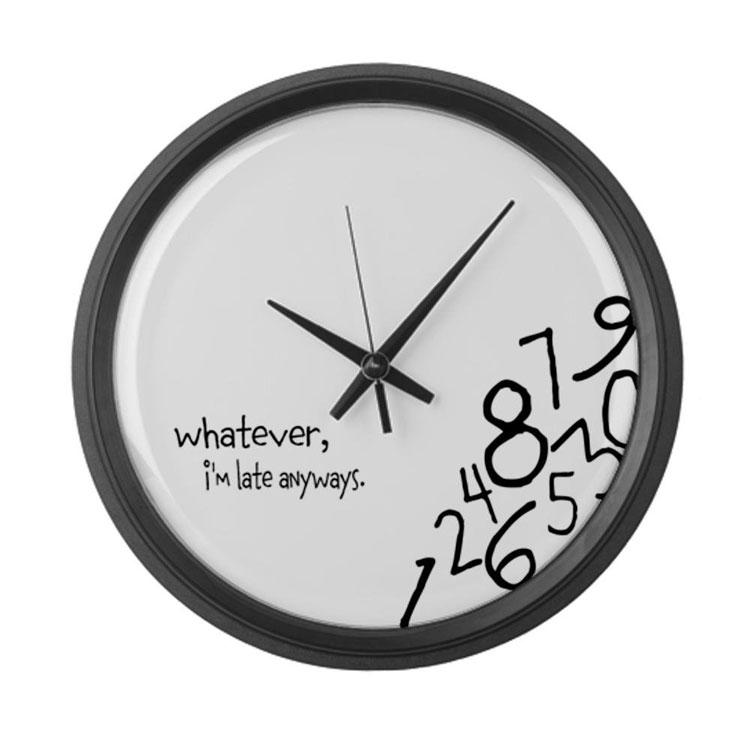 Orologio da muro moderno n.08