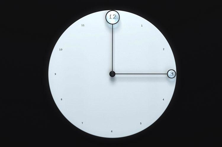 Orologio da muro moderno n.14