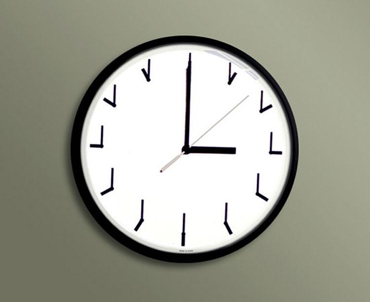 Orologio da muro moderno n.24