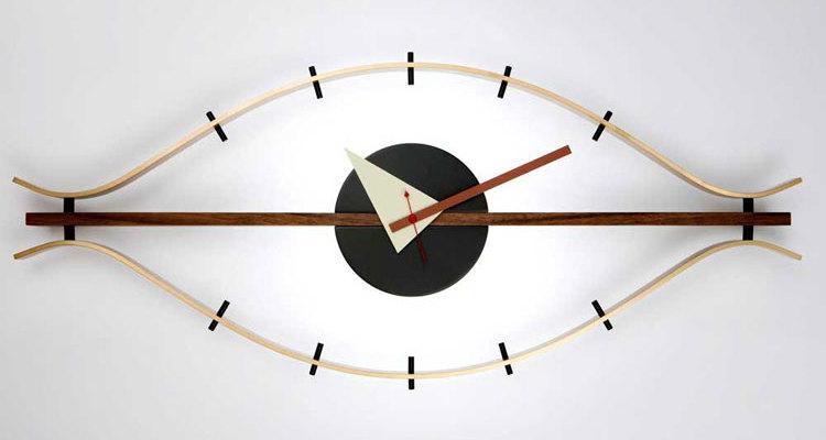 40 orologi da parete molto particolari for Orologi da parete adesivi