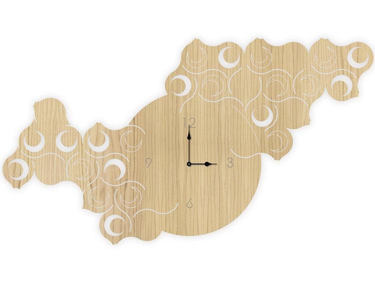 Orologio da muro particolare n.45