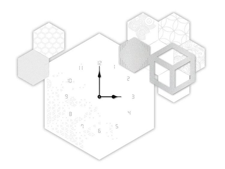 Orologio da muro particolare n.47