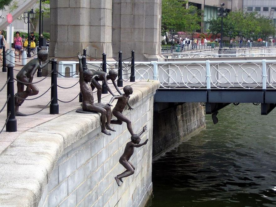 Immagine della scultura Prima Generazione di Chong Fah Cheong