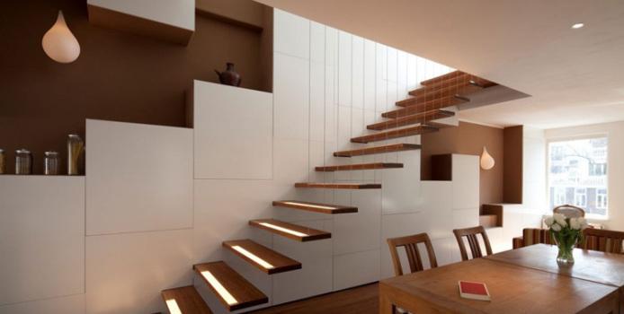 40 Foto di Scale Interne dal Design Moderno