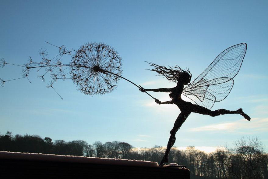 Foto delle fate danzanti di Robin Wight n.06