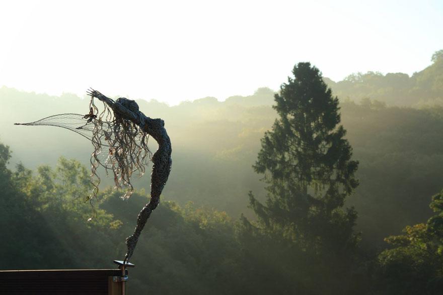 Foto delle fate danzanti di Robin Wight n.10