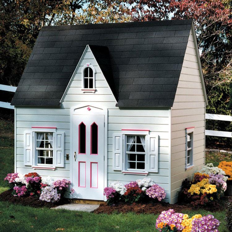 30 Favolose Casette Per Bambini Da Giardino Mondodesign It