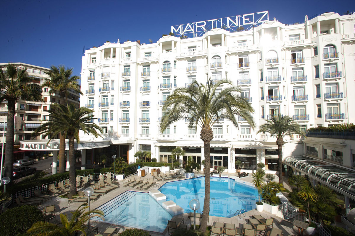 Foto del Grand Hyatt Hotel Martinez a Cannes