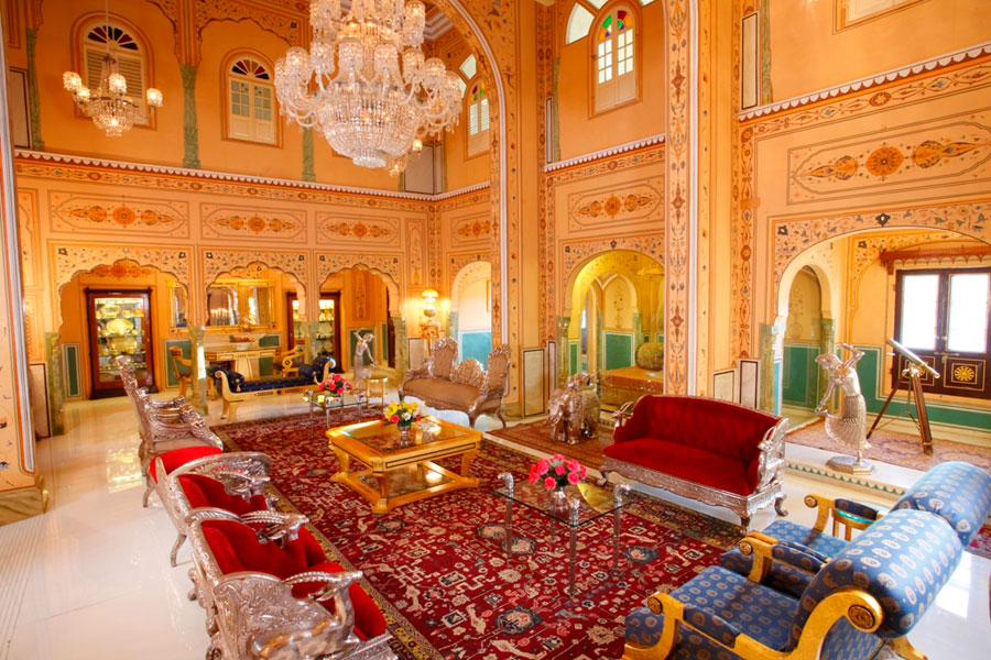 Foto dell'Hotel Raj Palace in India