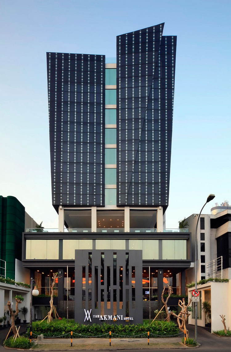 Foto dell'hotel Akmani in Indonesia